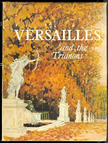 Image for VERSAILLES AND THE TRIANONS.