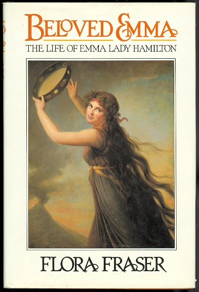 Image for BELOVED EMMA: THE LIFE OF EMMA LADY HAMILTON.