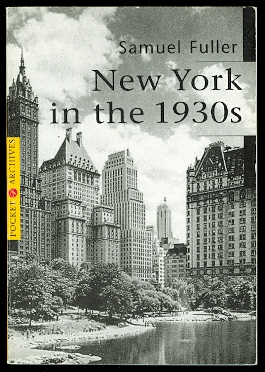 Image for NEW YORK IN THE 1930s