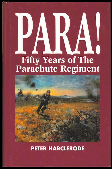 Image for PARA!  FIFTY YEARS OF THE PARACHUTE REGIMENT.