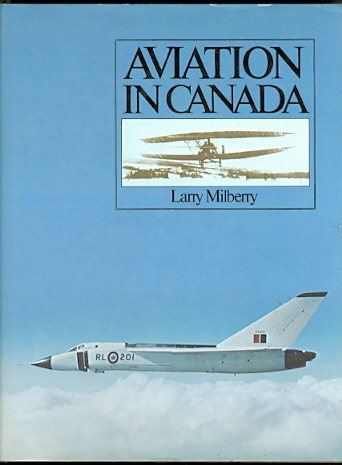 Image for AVIATION IN CANADA.