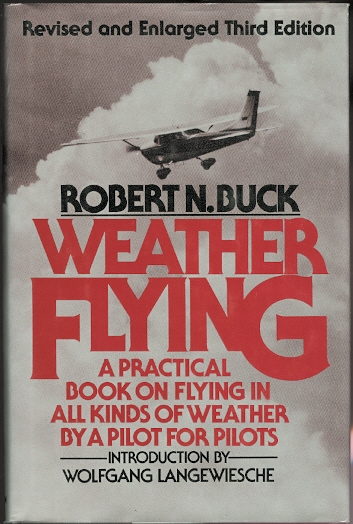Image for WEATHER FLYING.  REVISED AND ENLARGED THIRD EDITION.