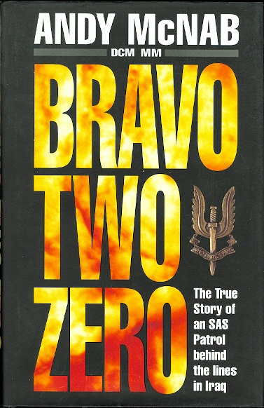 Image for BRAVO TWO ZERO.