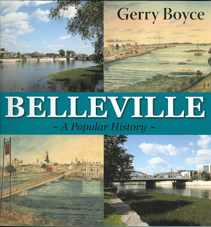 Image for BELLEVILLE: A POPULAR HISTORY.