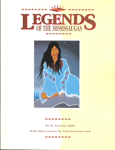 Image for LEGENDS OF THE MISSISSAUGAS,