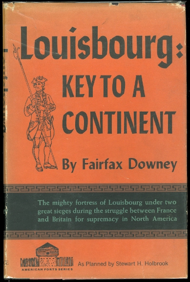 Image for LOUISBOURG: KEY TO A CONTINENT.