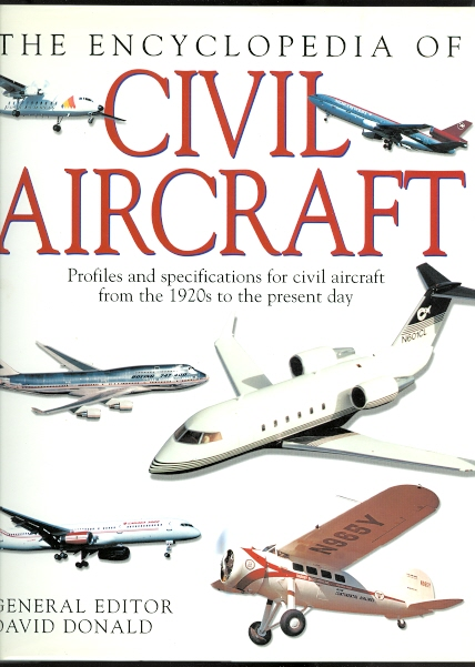 Image for THE ENCYCLOPEDIA OF CIVIL AIRCRAFT.