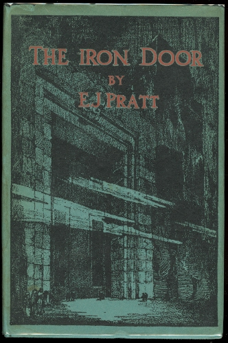 Image for THE IRON DOOR (AN ODE).