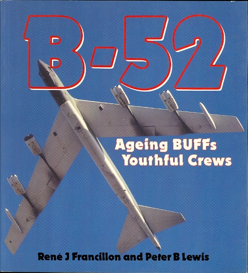 Image for B-52: AGEING BUFFS, YOUTHFUL CREWS.  OSPREY COLOUR SERIES.