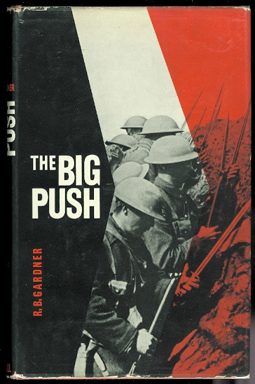 Image for THE BIG PUSH: A PORTRAIT OF THE BATTLE OF THE SOMME.