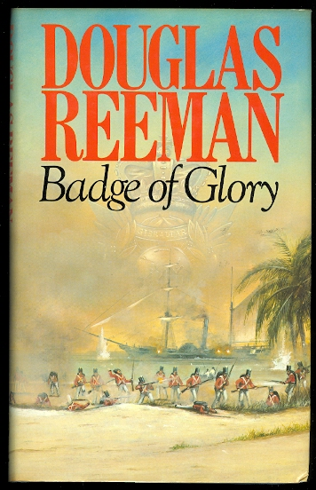 Image for BADGE OF GLORY.