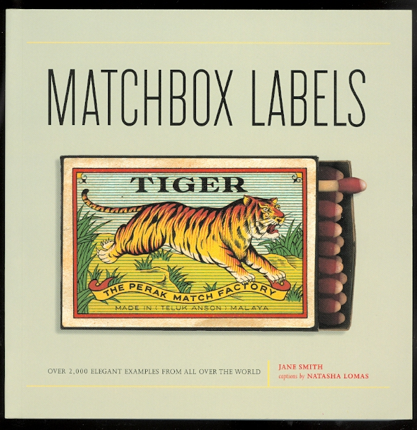 Image for MATCHBOX LABELS: OVER 2,000 ELEGANT EXAMPLES FROM ALL OVER THE WORLD.