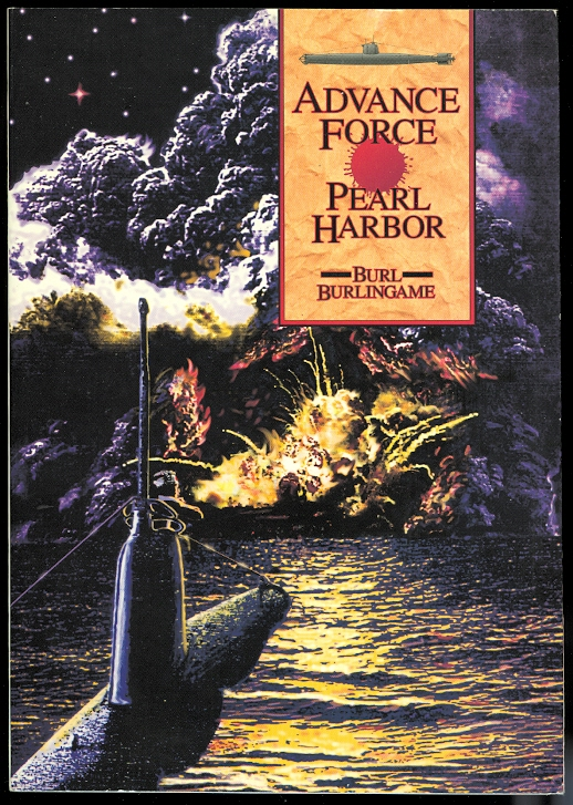 Image for ADVANCE FORCE PEARL HARBOR: THE IMPERIAL NAVY'S UNDERWATER ASSAULT ON AMERICA.