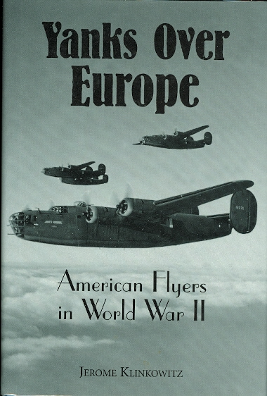 Image for YANKS OVER EUROPE: AMERICAN FLYERS IN WORLD WAR II.