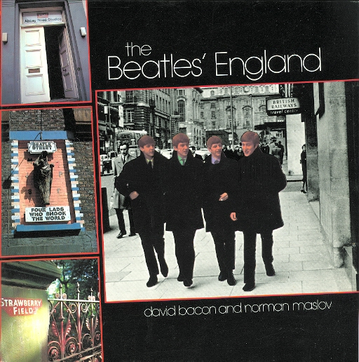 Image for THE BEATLES' ENGLAND: THERE ARE PLACES I'LL REMEMBER.