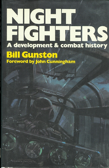 Image for NIGHT FIGHTERS: A DEVELOPMENT & COMBAT HISTORY.