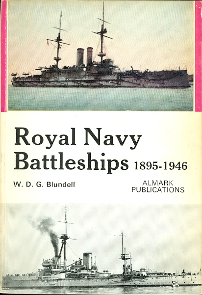 Image for ROYAL NAVY BATTLESHIPS 1895-1946.
