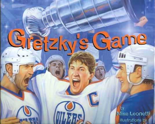 Image for GRETZKY'S GAME.