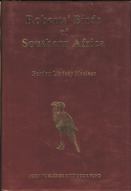 Image for ROBERTS' BIRDS OF SOUTHERN AFRICA.