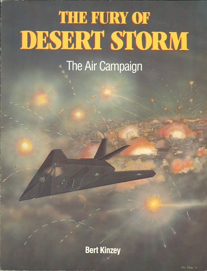 Image for THE FURY OF DESERT STORM: THE AIR CAMPAIGN.
