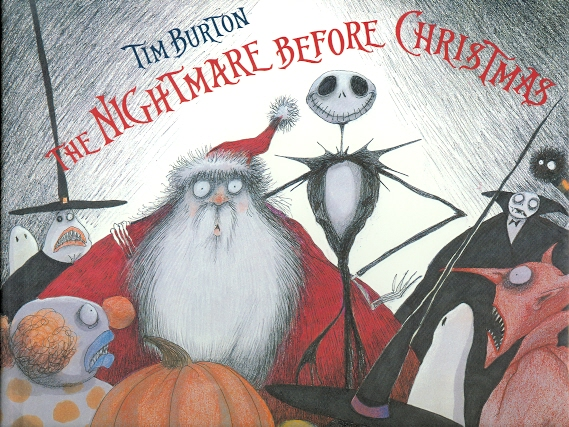 Image for THE NIGHTMARE BEFORE CHRISTMAS.