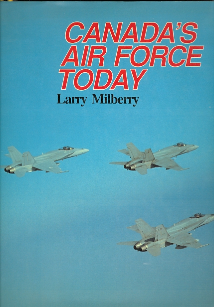 Image for CANADA'S AIR FORCE TODAY.