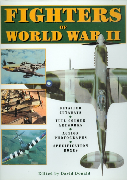 Image for FIGHTERS OF WORLD WAR II.