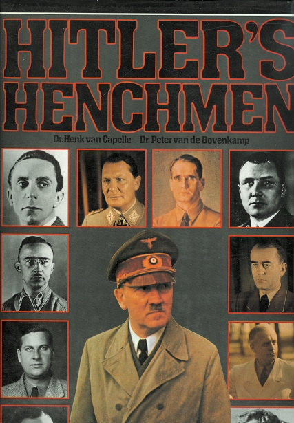 Image for HITLER'S HENCHMEN.