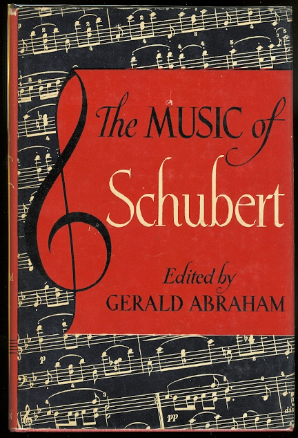 Image for THE MUSIC OF SCHUBERT.