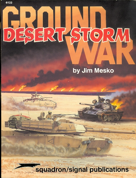 Image for GROUND WAR DESERT STORM.