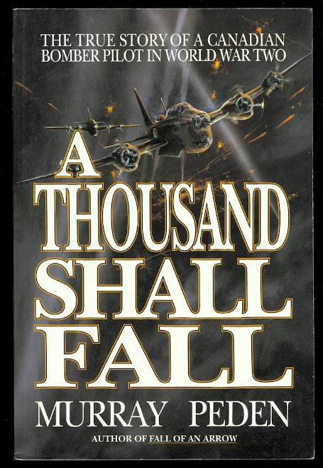 Image for A THOUSAND SHALL FALL.