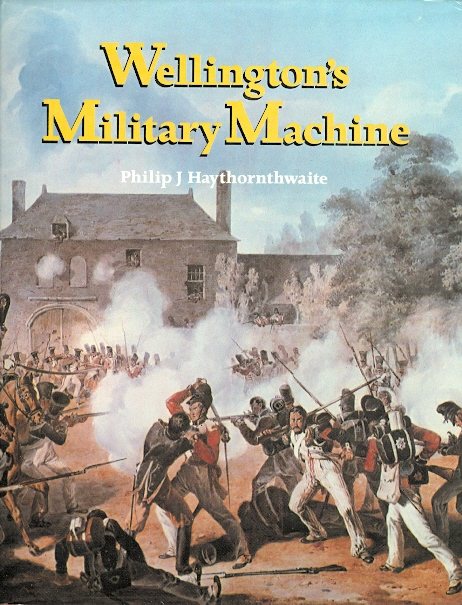 Image for WELLINGTON'S MILITARY MACHINE.