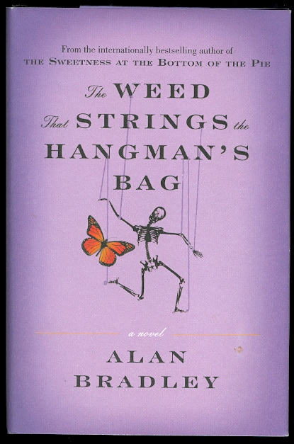 Image for THE WEED THAT STRINGS THE HANGMAN'S BAG.