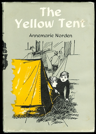 Image for THE YELLOW TENT.