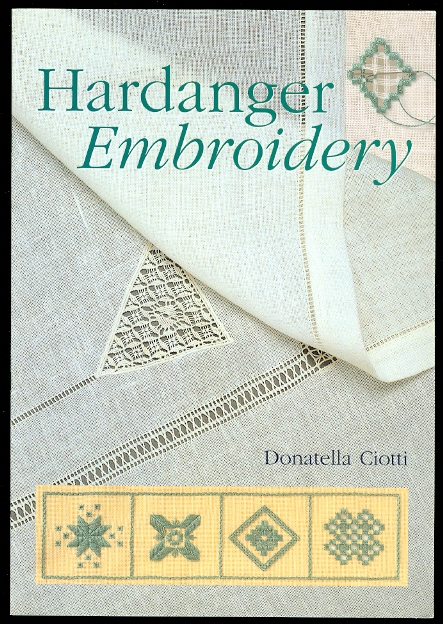 Image for HARDANGER EMBROIDERY.