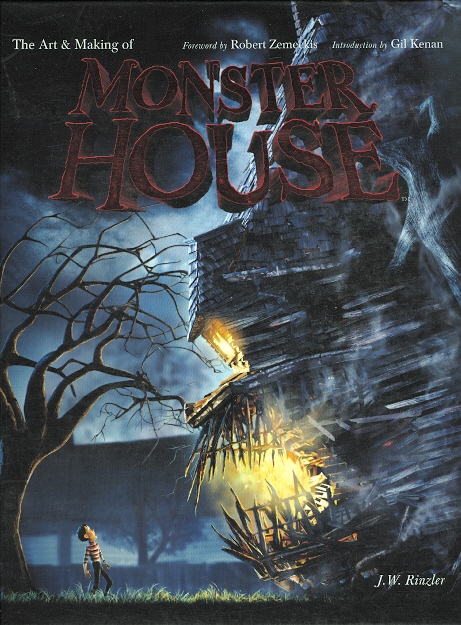 Image for THE ART & MAKING OF MONSTER HOUSE.