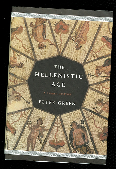 Image for THE HELLENISTIC AGE: A HISTORY.