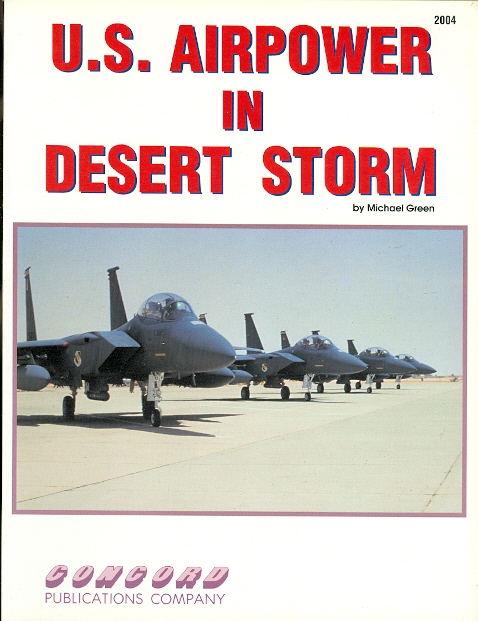 Image for U.S. AIRPOWER IN DESERT STORM.