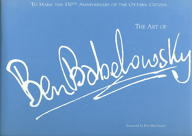 Image for THE ART OF BEN BABELOWSKY.