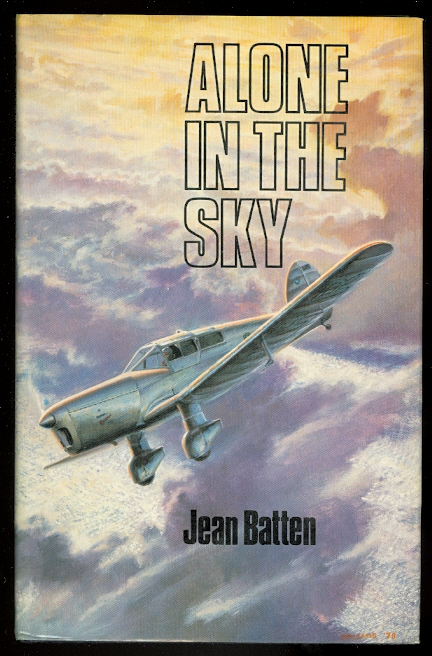 Image for ALONE IN THE SKY.