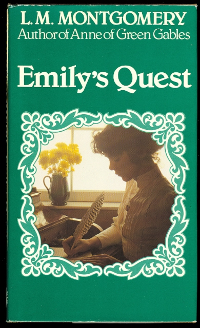Image for EMILY'S QUEST
