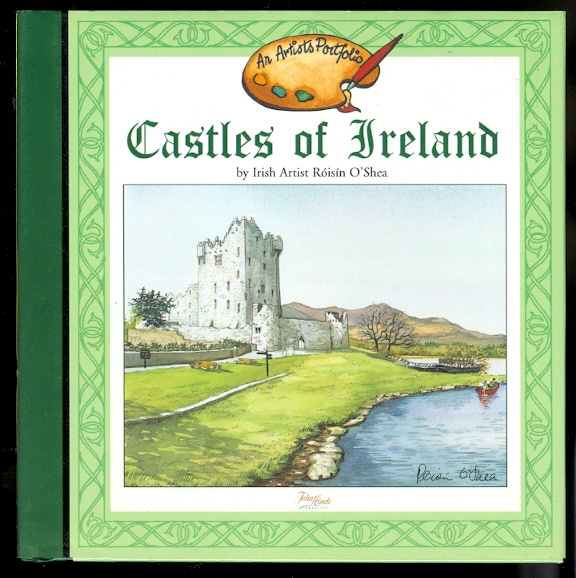 Image for CASTLES OF IRELAND: A COLLECTION OF PEN & INK & WATERCOLOUR PAINTINGS