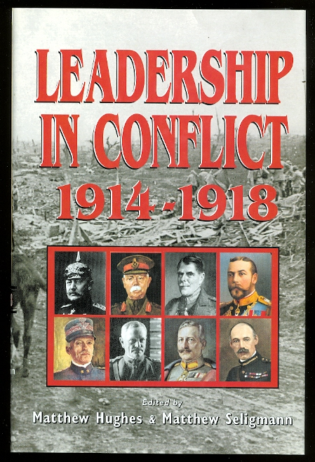 Image for LEADERSHIP IN CONFLICT, 1914-1918.