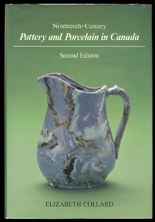 Image for NINETEENTH-CENTURY POTTERY AND PORCELAIN IN CANADA.