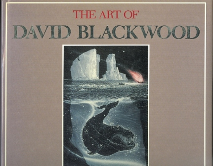 Image for THE ART OF DAVID BLACKWOOD.