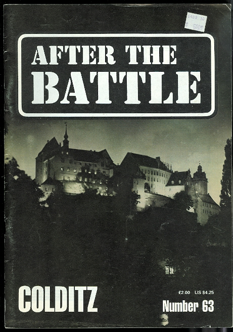 Image for AFTER THE BATTLE.  NUMBER 63:  COLDITZ.
