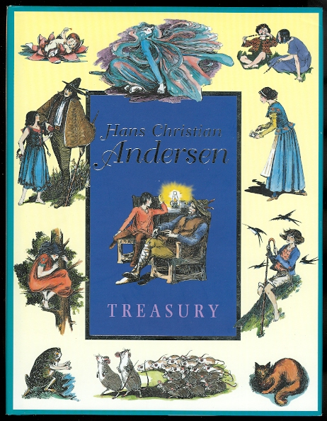 Image for HANS CHRISTIAN ANDERSEN TREASURY.