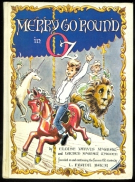 Image for MERRY GO ROUND IN OZ.