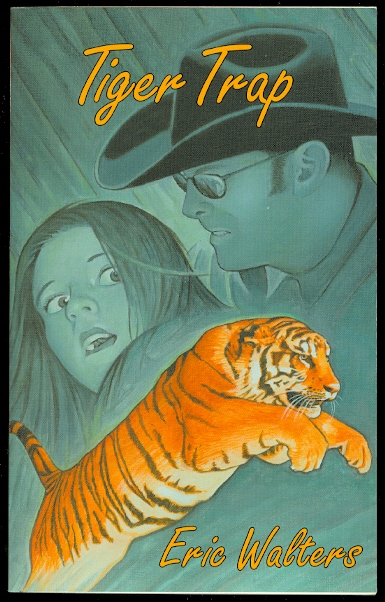 Image for TIGER TRAP.