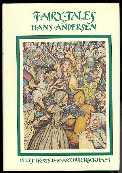 Image for FAIRY TALES BY HANS ANDERSEN.